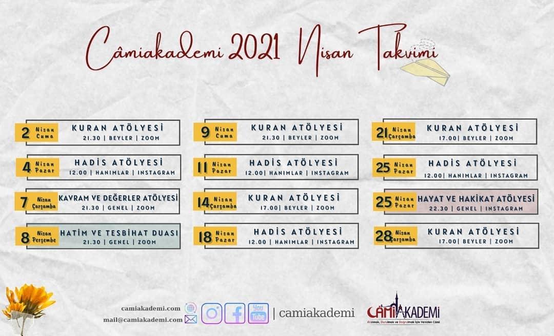 camiakademi-egitim-etkinlik-programi